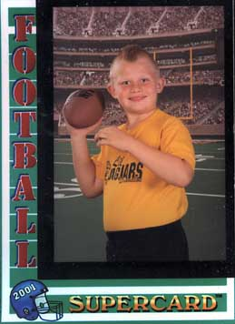 alex stetz football little guy
